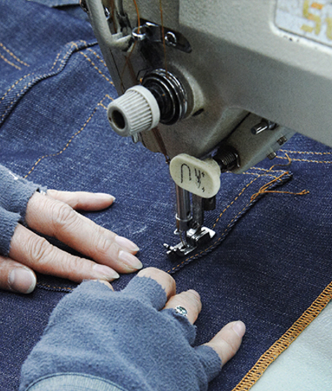 HOW TO : DENIM PANTS 1